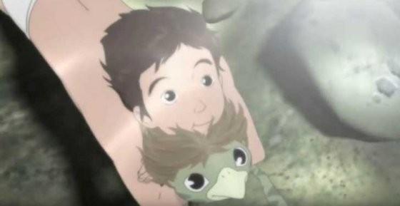 何事にも無関心の少年が成長していくアニメ「 河童のクゥと夏休み ...